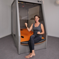Infrared Fitness Cabin